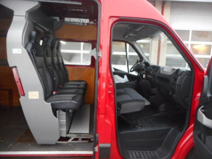 Furgón Renault Master Furgón cabina doble L2H2 DCI 100 DOUBLE CABINE  - 5