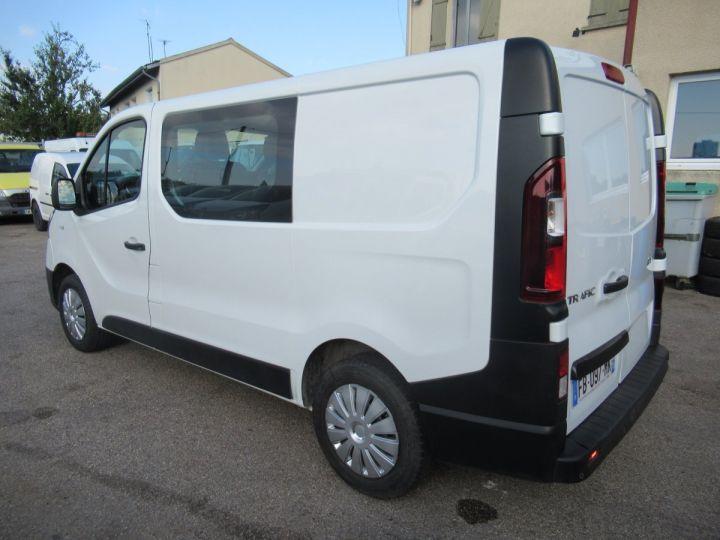 Furgón Renault Trafic Furgón cabina doble L1H1 DOUBLE CABINE DCI 120  - 4