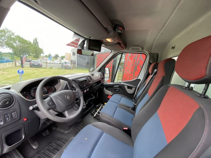 Furgón Renault Master Furgón frigorífico 130CV FRIGORIFIQUE ISOTHERME HAYON ELEVATEUR BLANC - 11