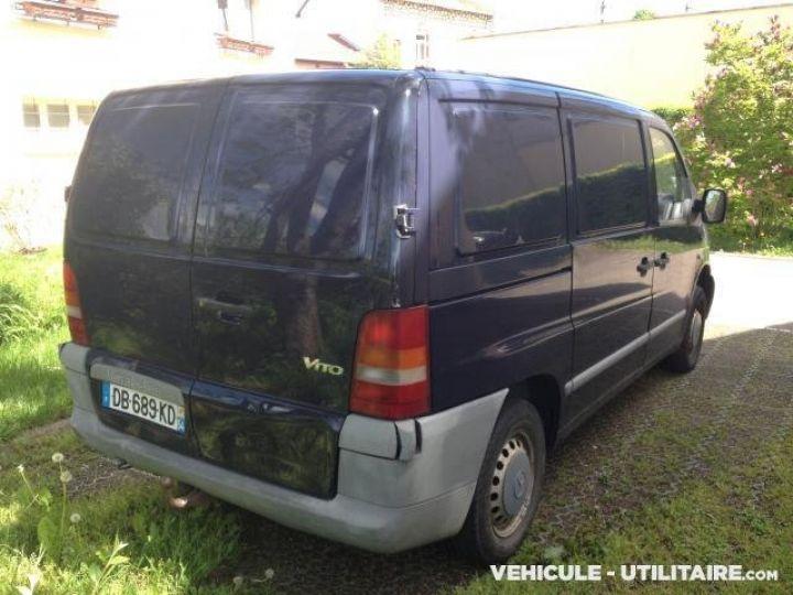 Furgón Mercedes Vito Furgón 108 CDI  - 6