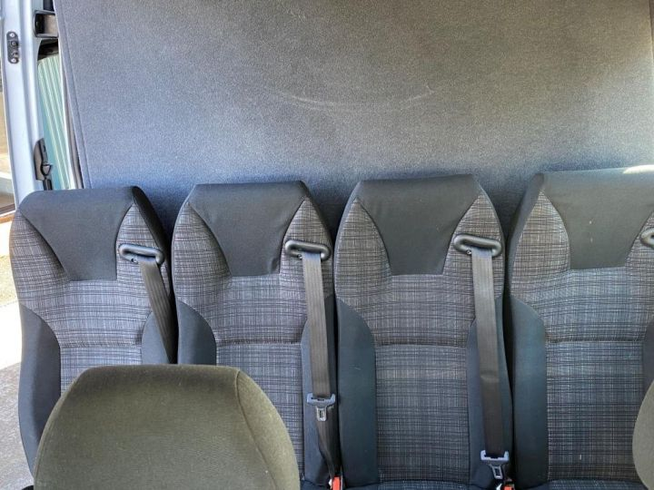 Furgón Mercedes Sprinter 316 CDI 43 S FOURGON 7 PLACES CROCHET BLANC - 15
