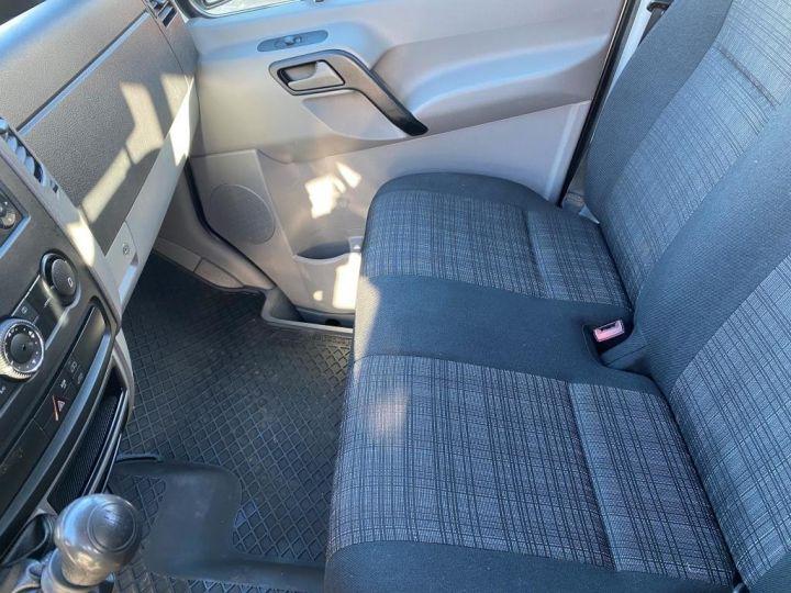 Furgón Mercedes Sprinter 316 CDI 43 S FOURGON 7 PLACES CROCHET BLANC - 17