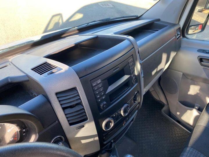 Furgón Mercedes Sprinter 316 CDI 43 S FOURGON 7 PLACES CROCHET BLANC - 18