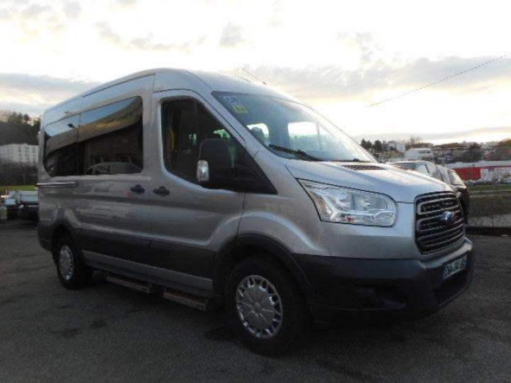 Furgón Ford Transit Microbuses L2H2 TDCI 100 TPMR  - 2
