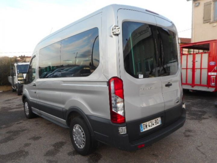 Furgón Ford Transit Microbuses L2H2 TDCI 100 TPMR  - 4