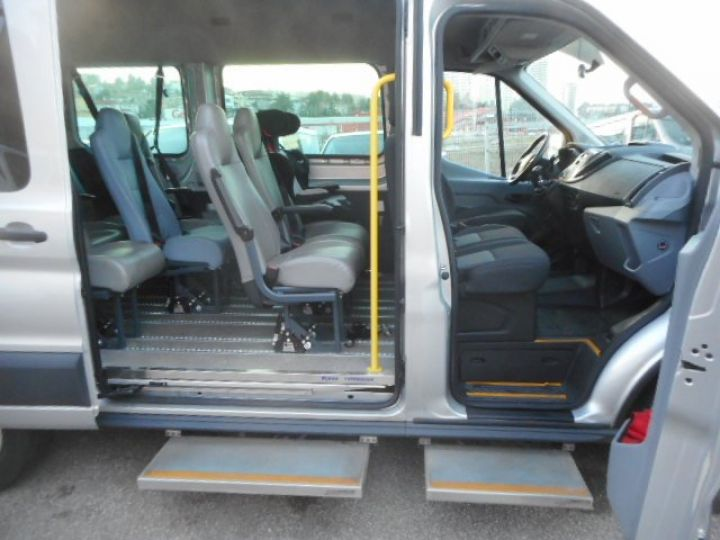 Furgón Ford Transit Microbuses L2H2 TDCI 100 TPMR  - 5