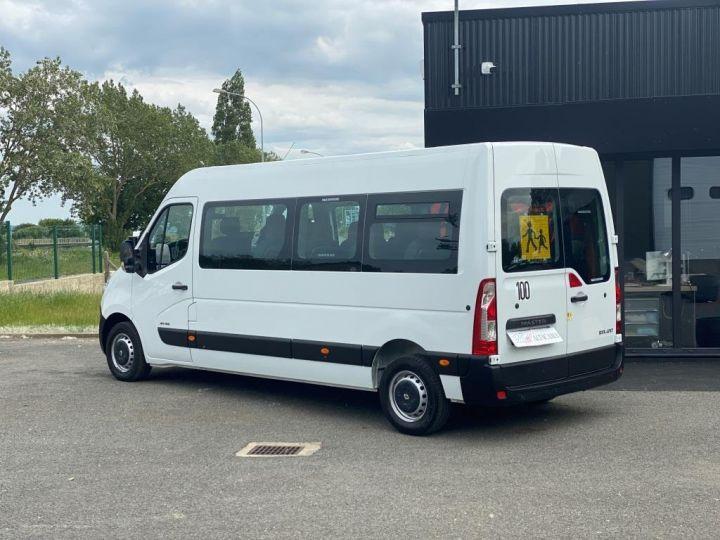 Furgón Renault Master Microbuses 120 cv MINICAR 17 PLACES BLANC - 3