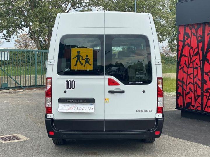Furgón Renault Master Microbuses 120 cv MINICAR 17 PLACES BLANC - 4