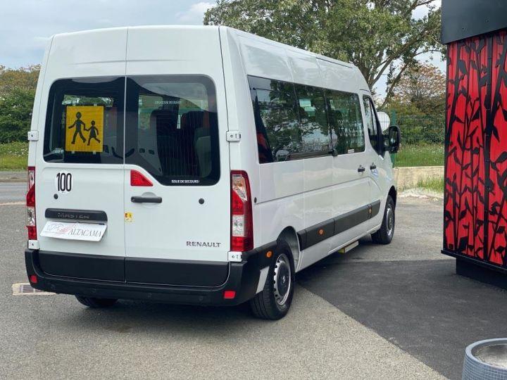 Furgón Renault Master Microbuses 120 cv MINICAR 17 PLACES BLANC - 5