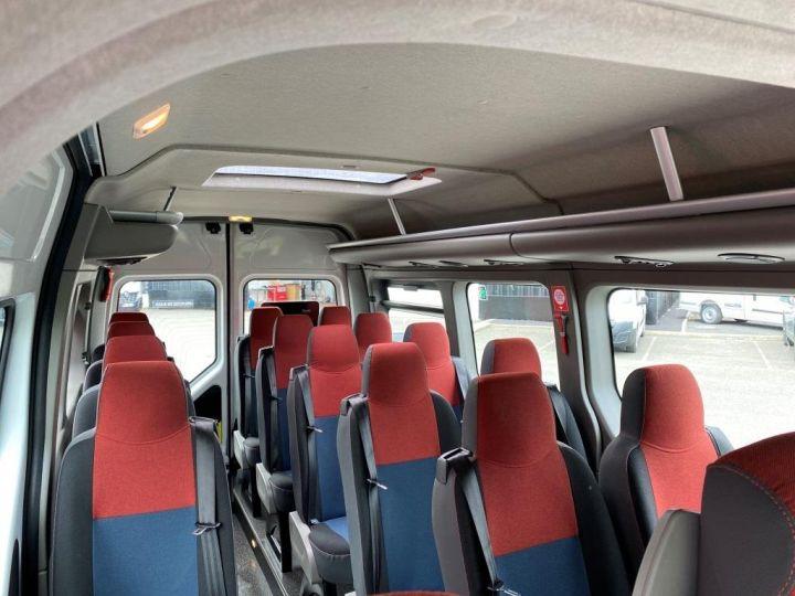 Furgón Renault Master Microbuses 120 cv MINICAR 17 PLACES BLANC - 16