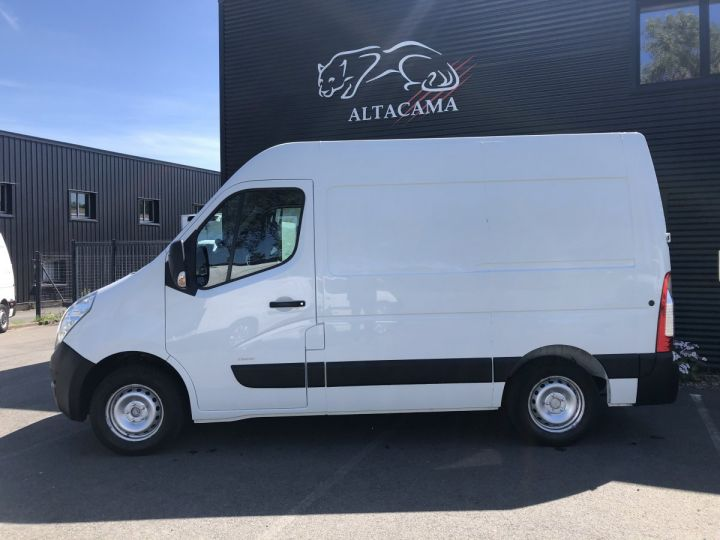 Furgón Opel Movano BLANC - 3