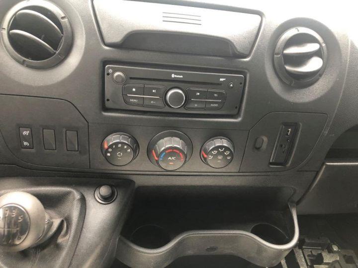 Furgón Renault Master 125CV FOURGON GRAND CONFORT GALERIE ECHELLE  BLANC - 10