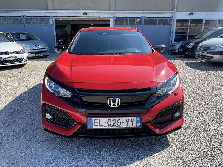 Honda Civic 1.0 I-VTEC 129CH EXECUTIVE CVT 5P Rouge - 2