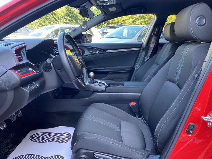Honda Civic 1.0 I-VTEC 129CH EXECUTIVE CVT 5P Rouge - 7