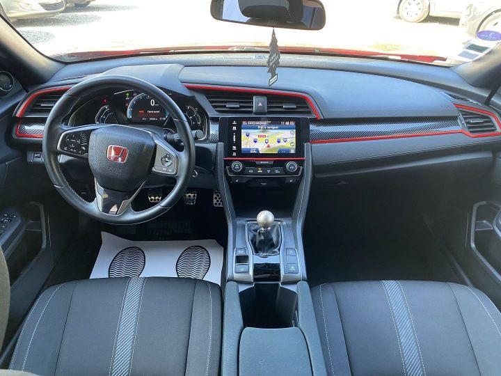 Honda Civic 1.0 I-VTEC 129CH EXECUTIVE CVT 5P Rouge - 9