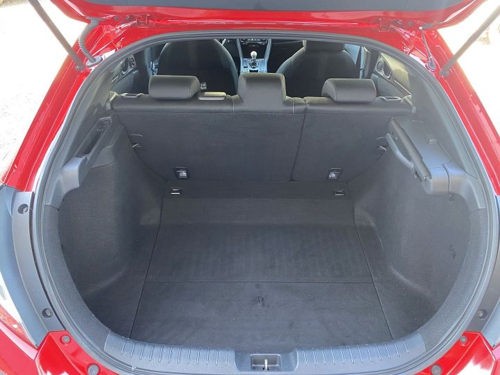 Honda Civic 1.0 I-VTEC 129CH EXECUTIVE CVT 5P Rouge - 12