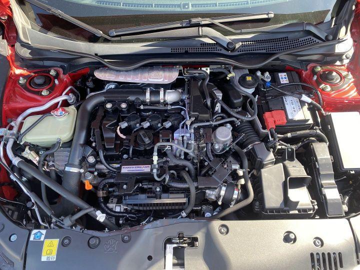 Honda Civic 1.0 I-VTEC 129CH EXECUTIVE CVT 5P Rouge - 14