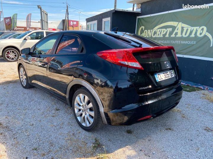 Honda Civic 2.2 idtec 150 exécutive Noir Occasion - 3