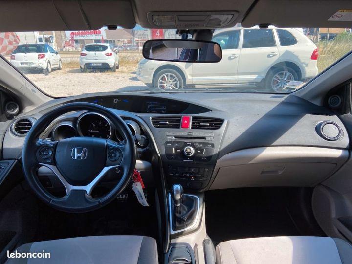 Honda Civic 2.2 idtec 150 exécutive Noir Occasion - 4