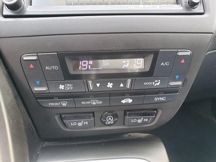 Honda Civic 9 2.2 dtec 150 exclusive navi bv6 Gris Foncé Occasion - 14