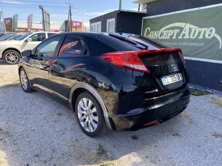 Honda Civic EXECUTIVE NOIR METAL Occasion - 4
