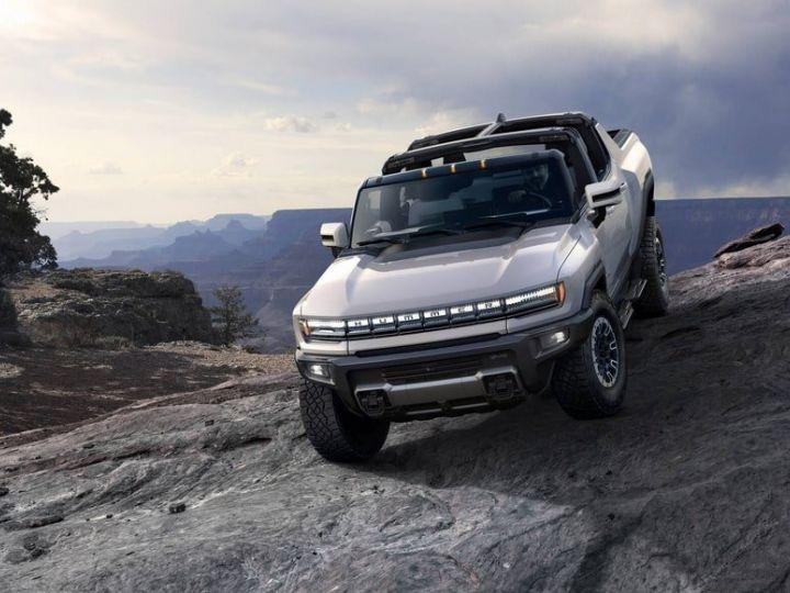 Hummer EV EV PICK UP EDITION ONE Blanc Vernis - 3