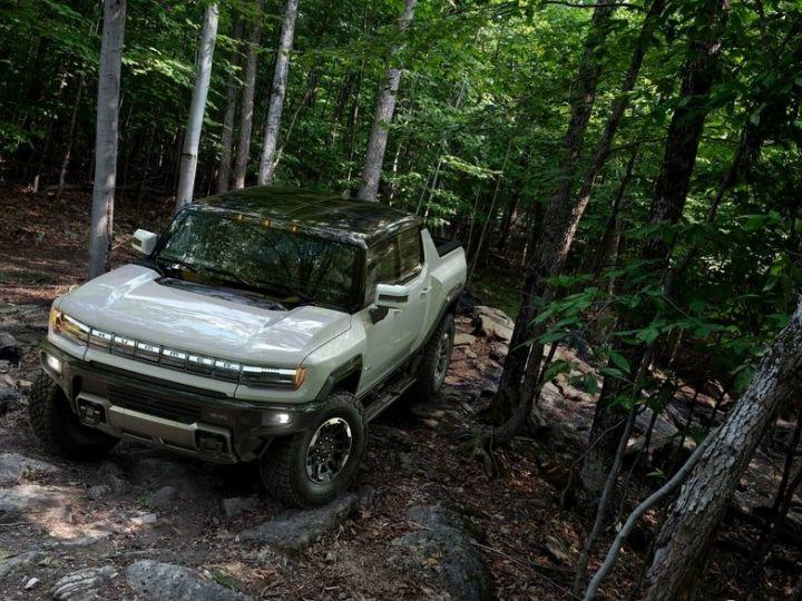 Hummer EV EV PICK UP EDITION ONE Blanc Vernis - 5