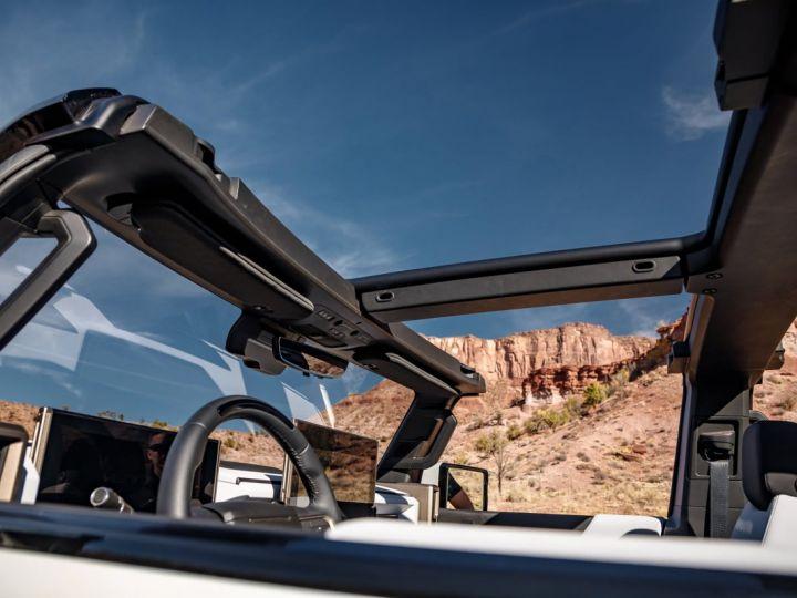 Hummer EV EV PICK UP EDITION ONE Blanc Vernis - 8