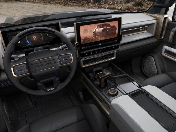 Hummer EV EV PICK UP EDITION ONE Blanc Vernis - 9