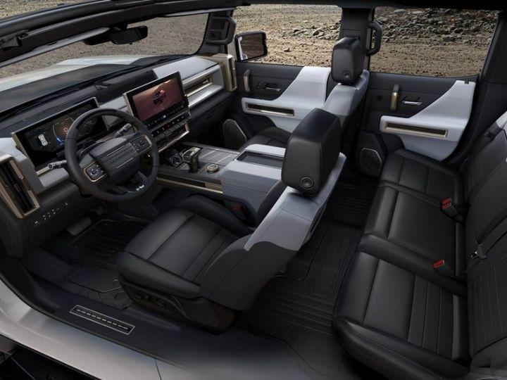 Hummer EV EV PICK UP EDITION ONE Blanc Vernis - 10