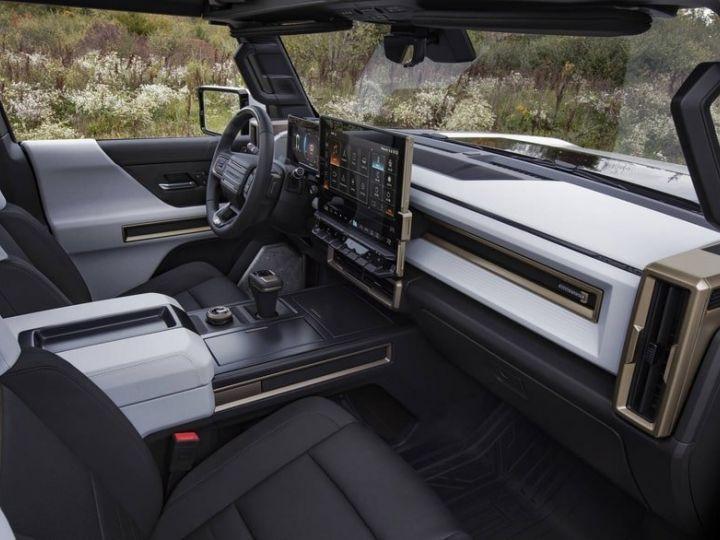 Hummer EV EV PICK UP EDITION ONE Blanc Vernis - 11