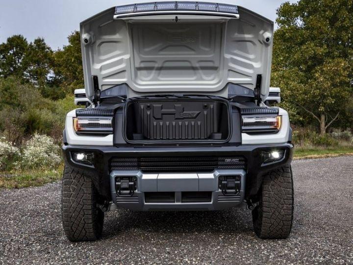 Hummer EV EV PICK UP EDITION ONE Blanc Vernis - 12