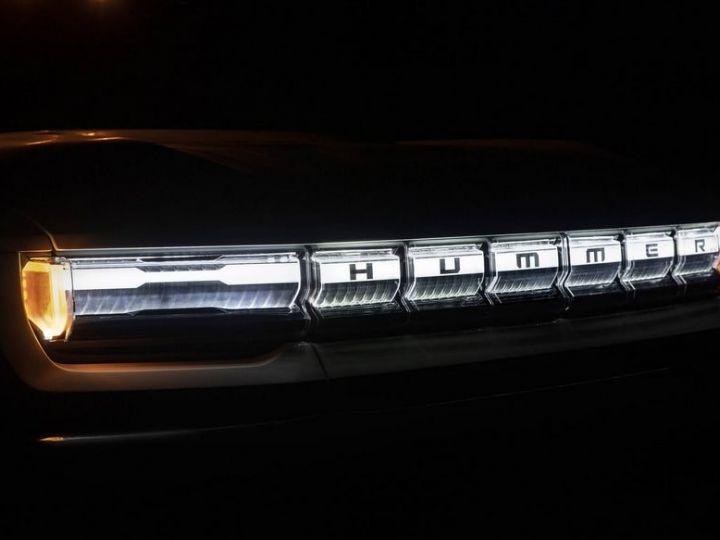 Hummer EV EV PICK UP EDITION ONE Blanc Vernis - 13