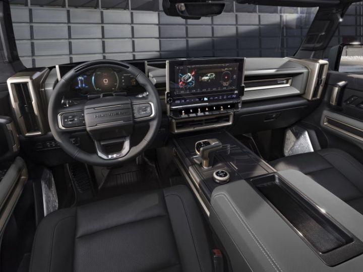 Hummer EV EV3x SUV 840Chx Gris Bleu - 6