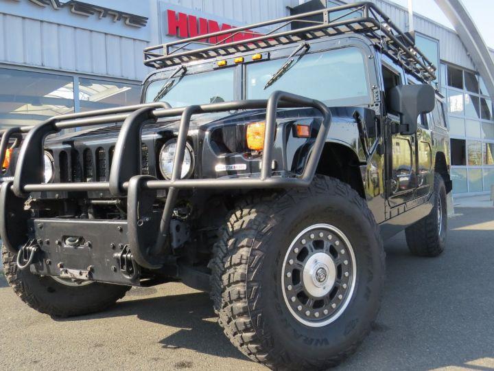 Hummer H1 Hummer H1 ALPHA Turbodiesel V6 6.6L DURAMAX Wagon  - 1