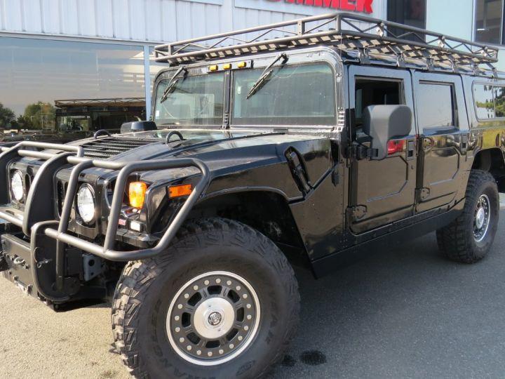 Hummer H1 Hummer H1 ALPHA Turbodiesel V6 6.6L DURAMAX Wagon  - 4