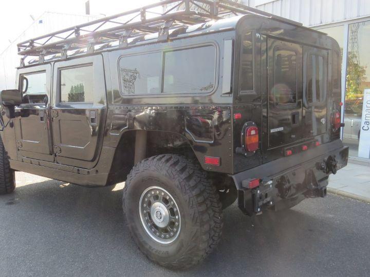 Hummer H1 Hummer H1 ALPHA Turbodiesel V6 6.6L DURAMAX Wagon  - 6