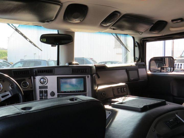 Hummer H1 Hummer H1 ALPHA Turbodiesel V6 6.6L DURAMAX Wagon  - 17