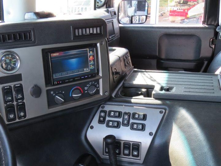 Hummer H1 Hummer H1 ALPHA Turbodiesel V6 6.6L DURAMAX Wagon  - 22
