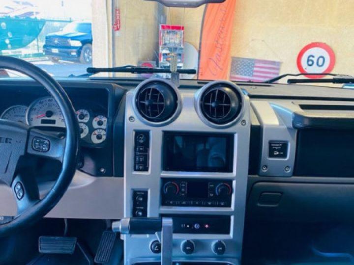 Hummer H2 6.0 V8 AMGENERAL Noir - 14
