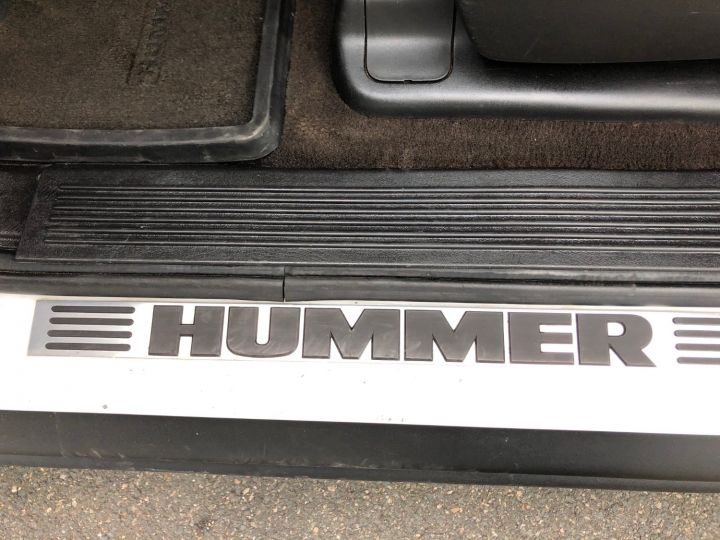 Hummer H2 HUMMER V8 6.2L 398 LUXURY BVA Blanc - 6