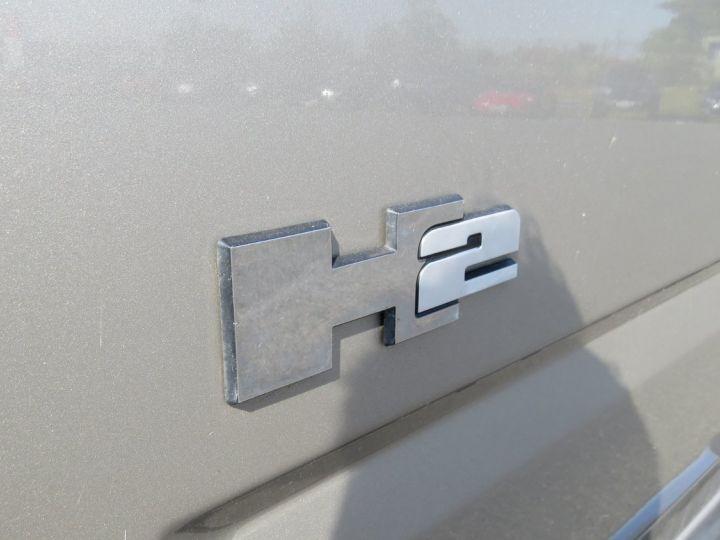 Hummer H2 V8 6.0L LUXURY Gris Champagne - 9