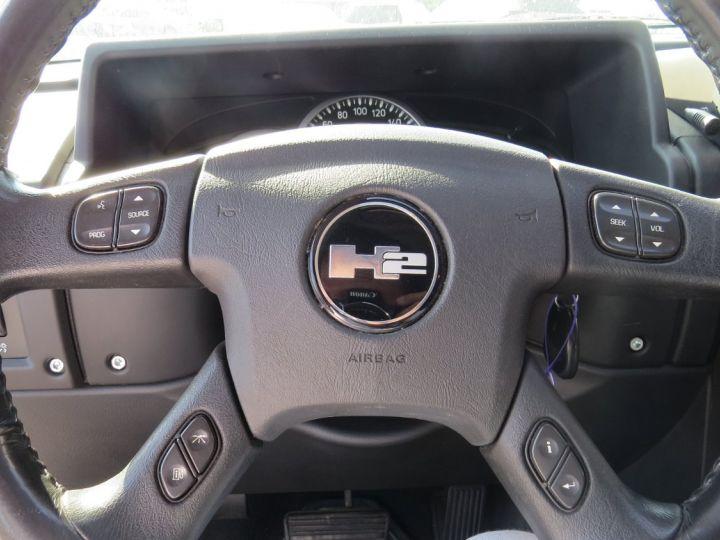 Hummer H2 V8 6.0L LUXURY Gris Champagne - 18