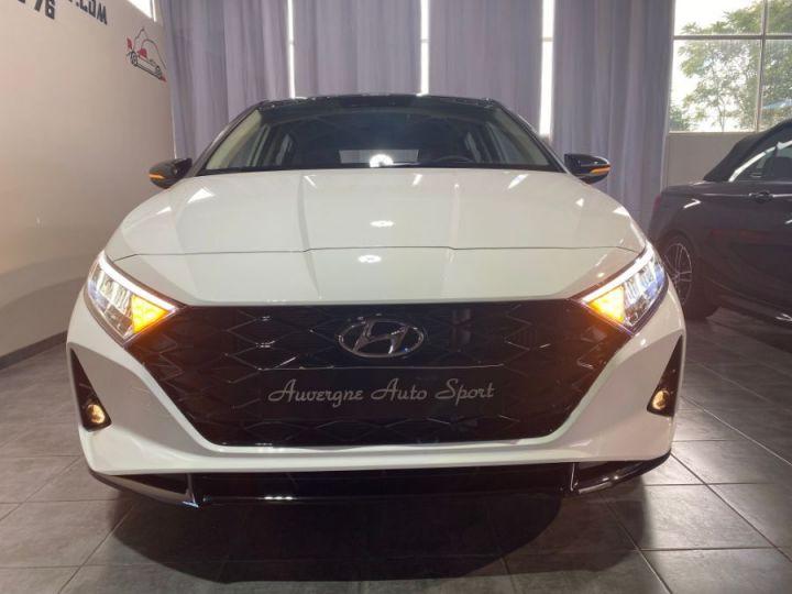Hyundai i20 1.0 T-GDI 100 Creative BLANC - 2
