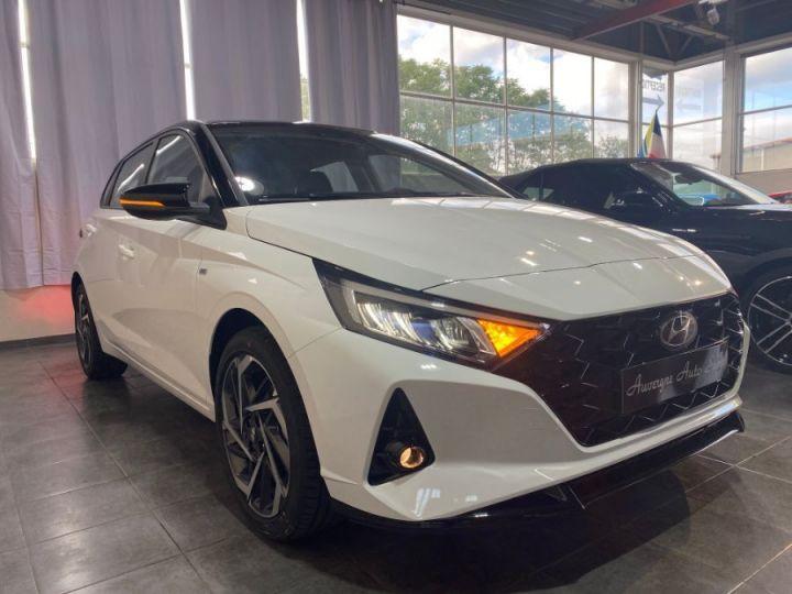 Hyundai i20 1.0 T-GDI 100 Creative BLANC - 3