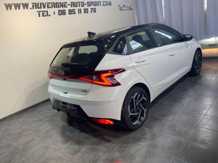 Hyundai i20 1.0 T-GDI 100 Creative BLANC - 4