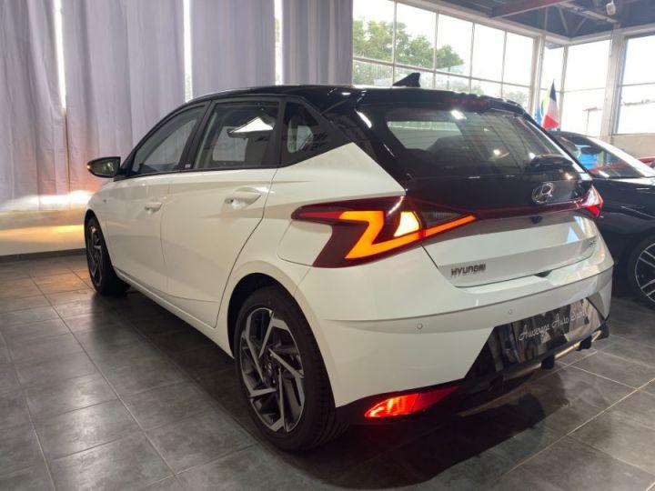 Hyundai i20 1.0 T-GDI 100 Creative BLANC - 6