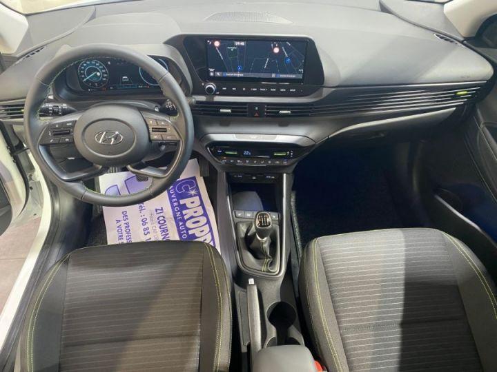Hyundai i20 1.0 T-GDI 100 Creative BLANC - 8
