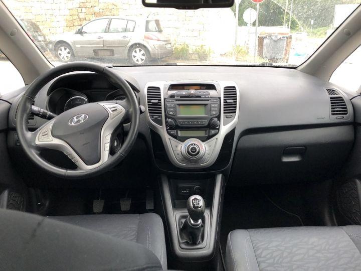 Hyundai ix20 1.6 CRDI115 EURO 2012 Blanc - 3