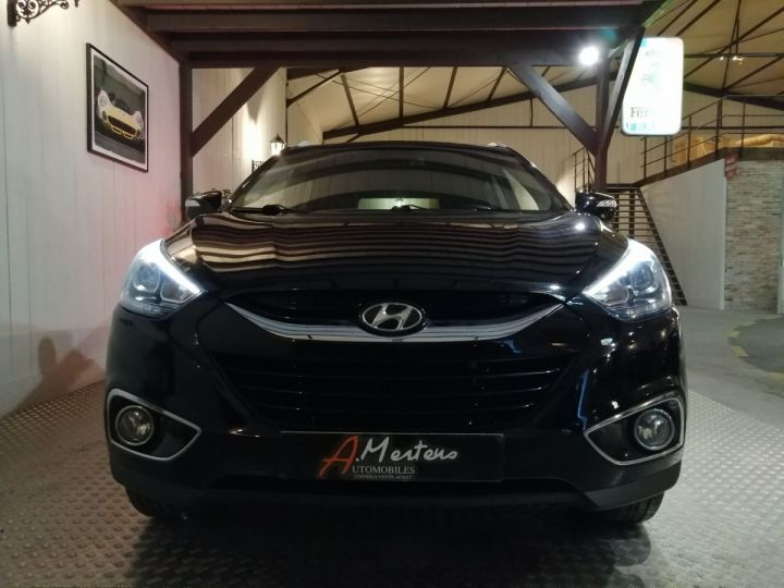 Hyundai ix35 2.0 CRDI 136 CV PREMIUM LIMITED 4X4 BV6 Noir - 3